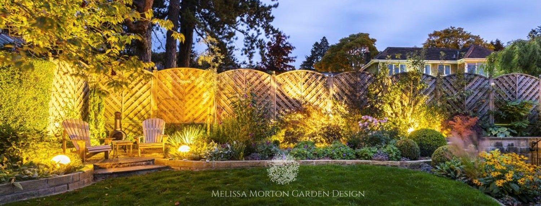 Garden Lighting Planting Design Ideas In 2020 Water Features In The Garden Entertaining Garden Plant Design