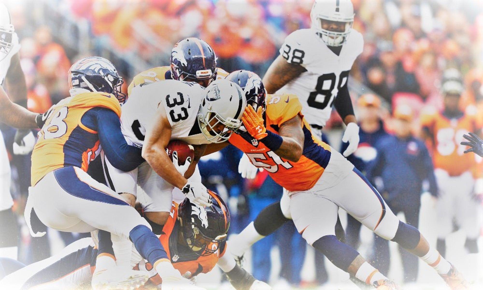 Watch Here Denver Broncos vs. Oakland Raiders Live