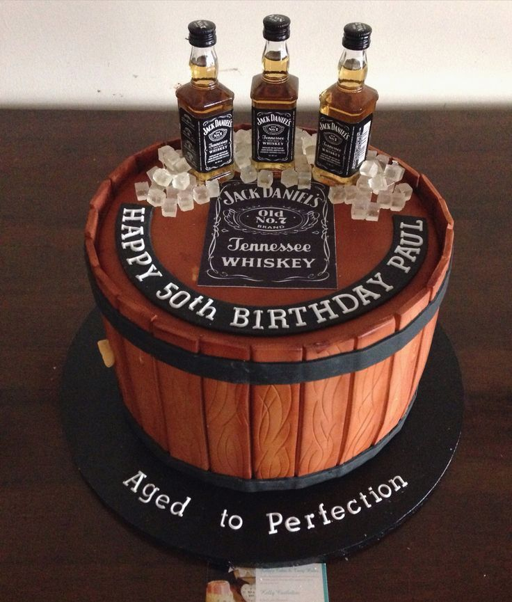 Birthday Cake Designs Men 20 50th Ideas For Elegant Impressive Decoration Mens