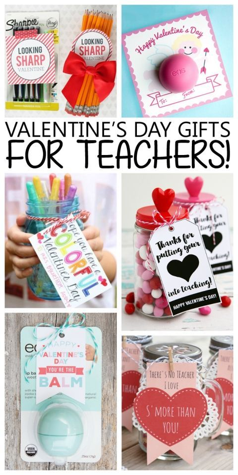 Valentine S Day Gifts For Teachers Valentines For Kids