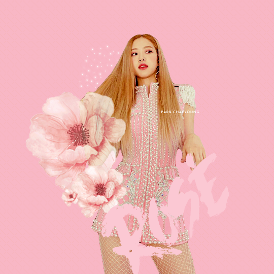 Happy Birthday Park Chaeyoung aka Rose of Blackpink!!!