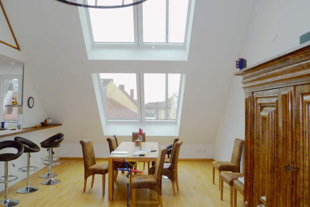 Bildergebnis für ausbau dachgeschoss Haus deko