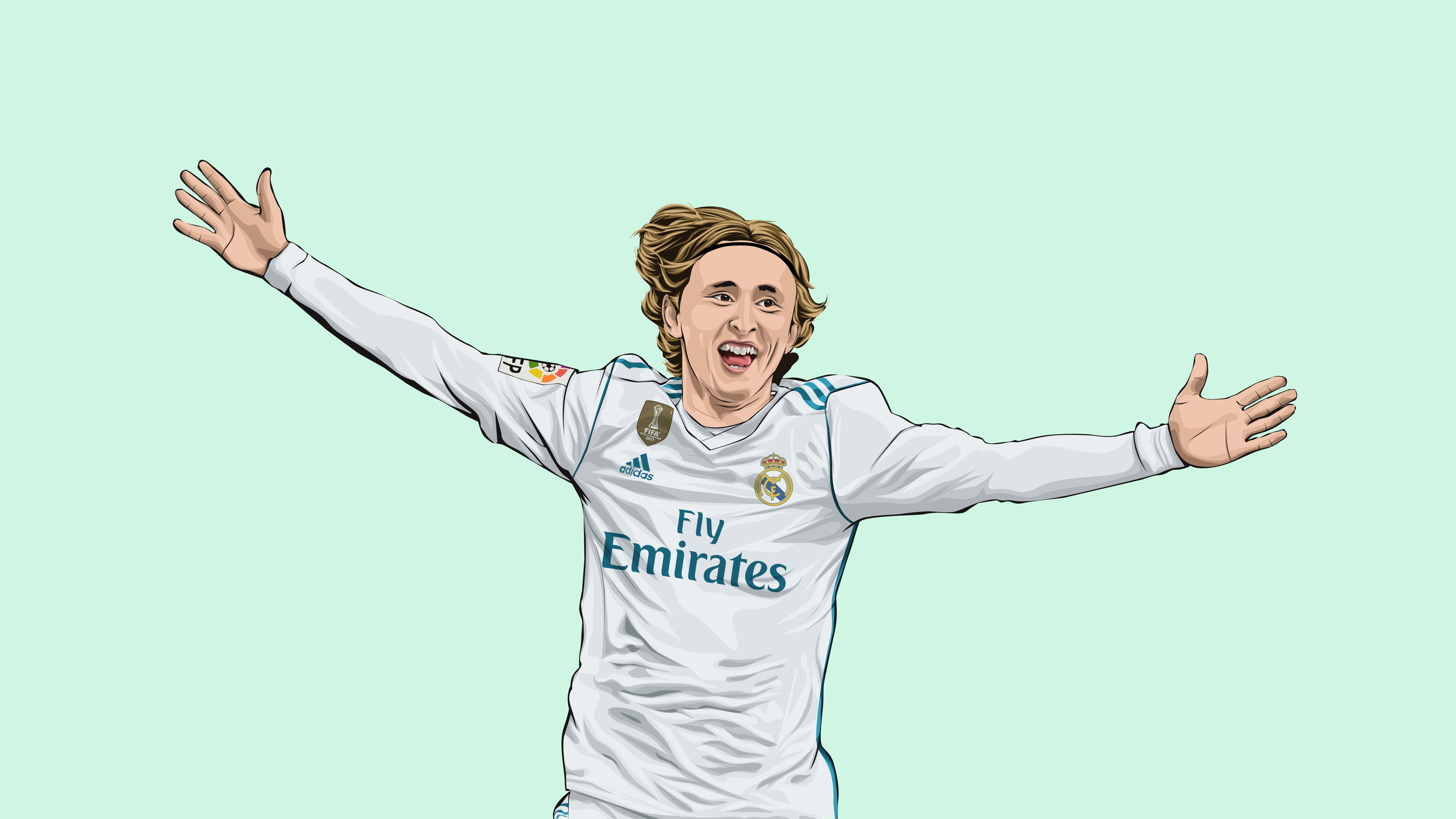 Kmgdesign I Will Draw A Awesome Your Cartoon Potrait For 5 On Fiverr Com In 2020 Football Poster Cartoon Real Madrid