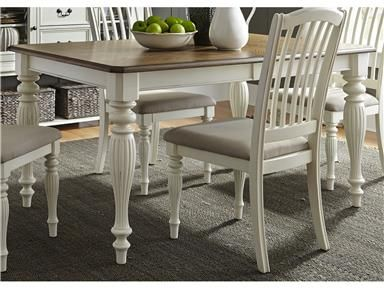 Shop for Liberty Furniture Rectangular Leg Table 334 T4078 and