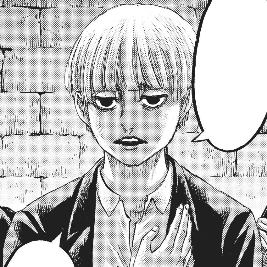 Yelena Shingeki No Kyojin Wiki Fandom, Bahasa jepang, Manga