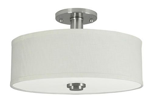Patriot Lighting Indoor 15 Semi Flush Mount Ceiling Light At Menards Ceiling Lights Bedroom Light Fixtures Flush Mount Ceiling Lights