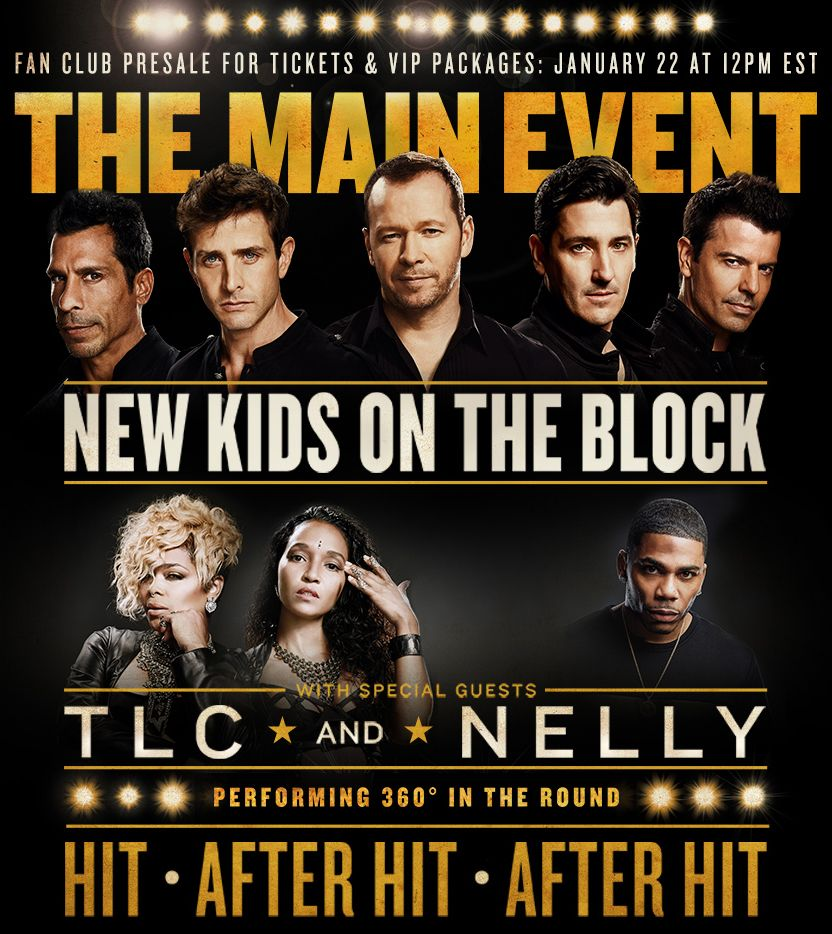 481268fc8959 May 30 at 7 00 PM New Kids On The Block are stepping into the ring ...