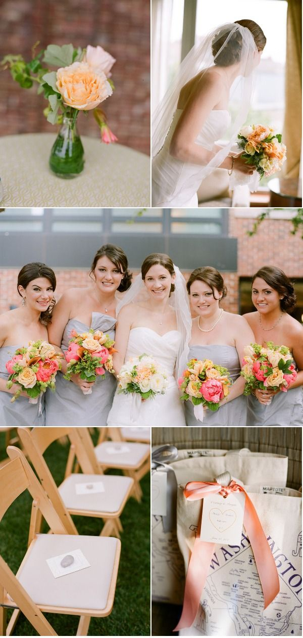 Dc wedding by a dominick events gray dress wedding and wedding dc wedding by a dominick events grey bridesmaidsgrey bridesmaid dressesgrey mightylinksfo