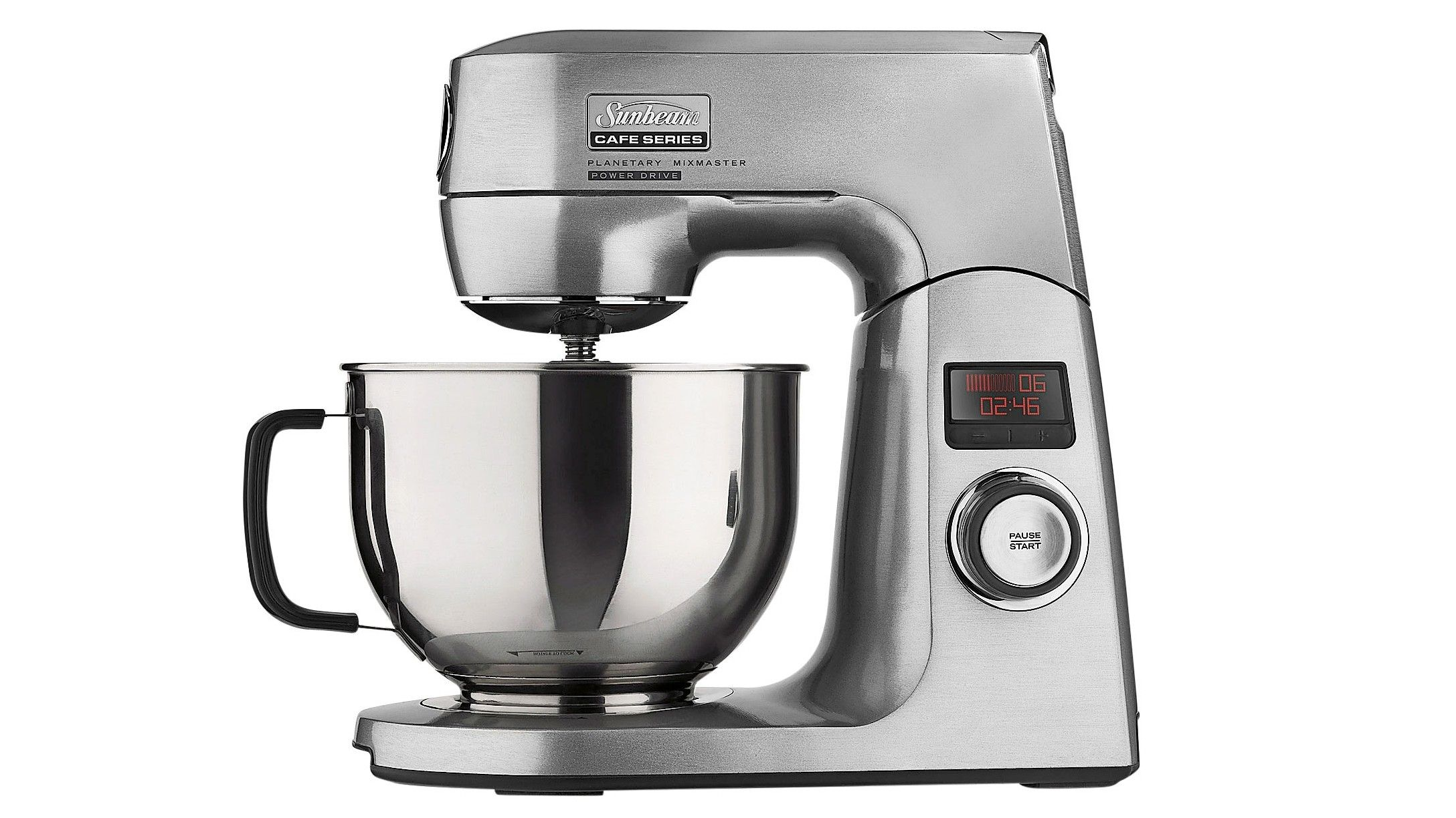 Sunbeam Cafe Series Mixmaster Silver Food