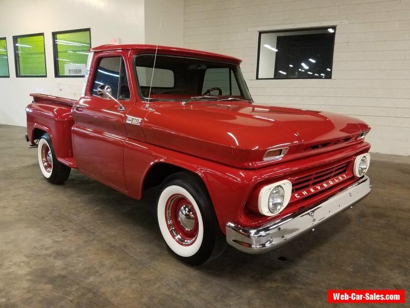 1965 Chevrolet C-10 2-door pick up #chevrolet #c10 #forsale ...