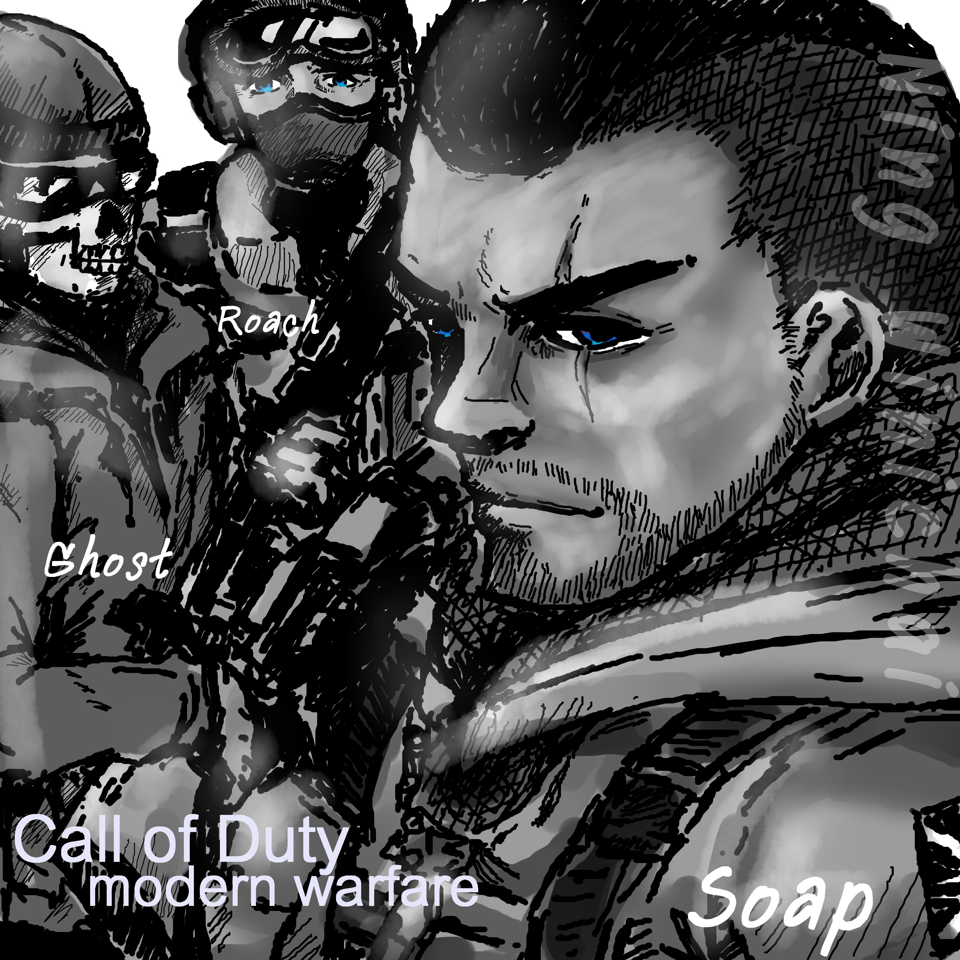 Call Of Duty Modern Warfare Soap Ghost Roach Modern Warfare Call Of Duty Ghost Tattoo