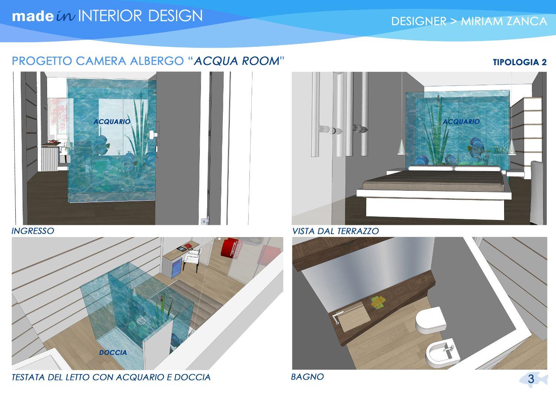 Corso interior design - livello intermedio (madeininterior.it): progetto di Miriam Zanca