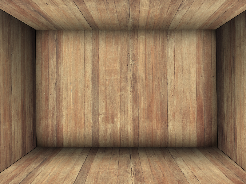 Wooden Box Room Interior Background Free Free wood