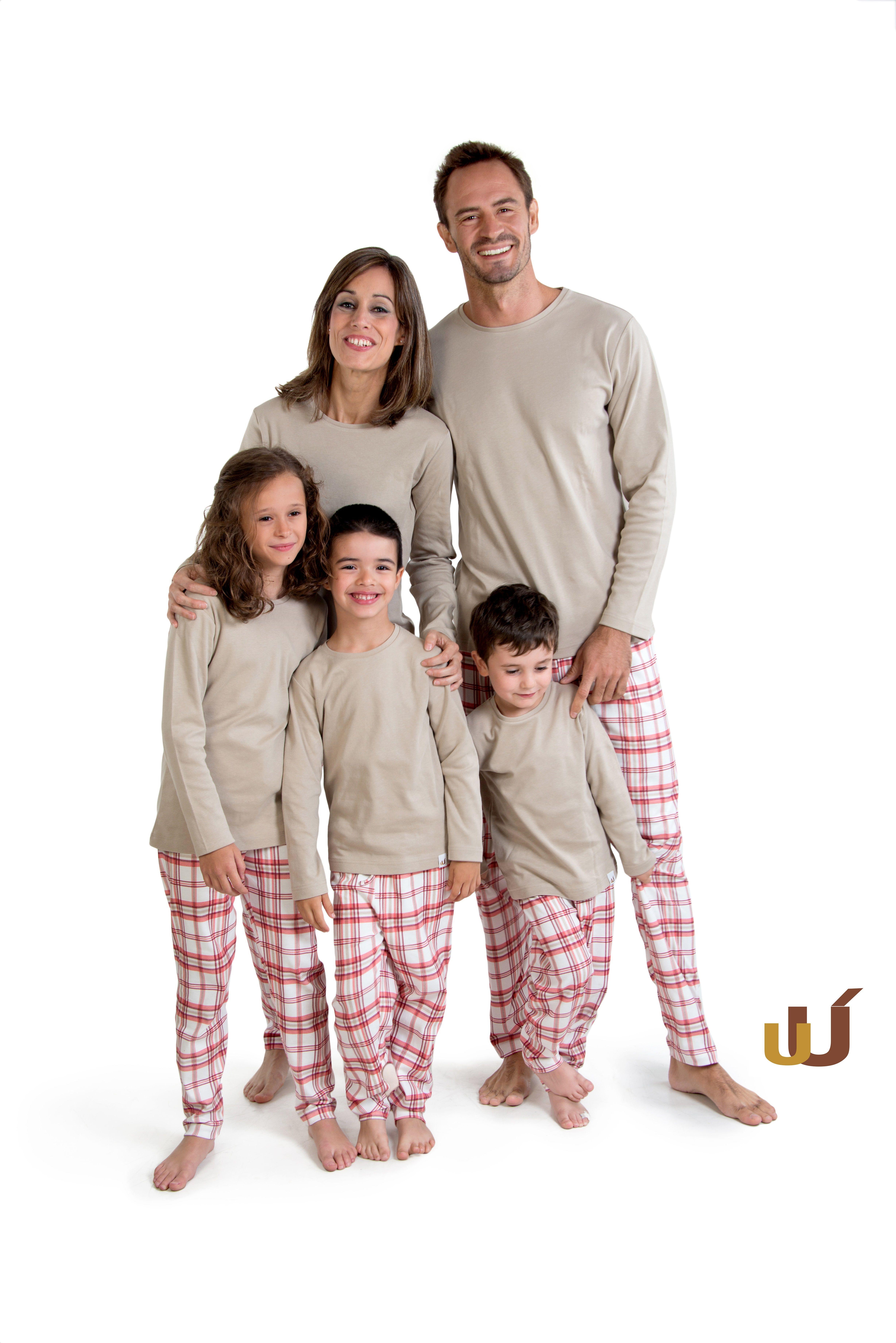 df9497fc181bd0 De #puente o en #casa = EQUIPO FAMILIAR 👍 #pijama #diversión ...