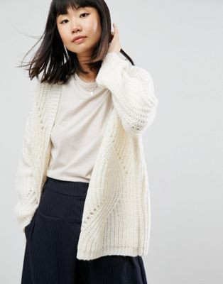 6423c5949e7f3a ASOS | Online Shopping for the Latest Clothes & Fashion. ASOS Cardigan in Chunky  Oversized Fit