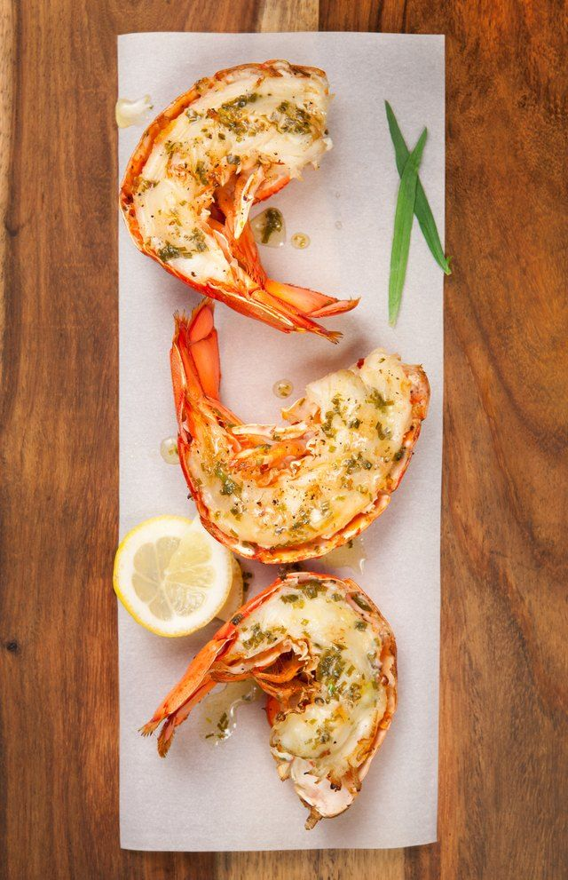 How to Panfry Lobster Tail images