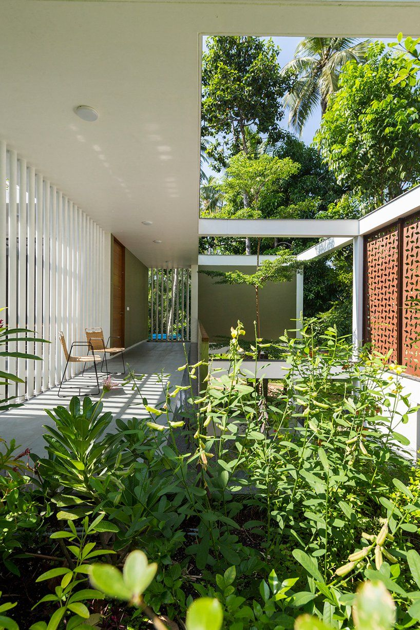 in india, LIJO RENY's 'regimented house' is immersed in ...