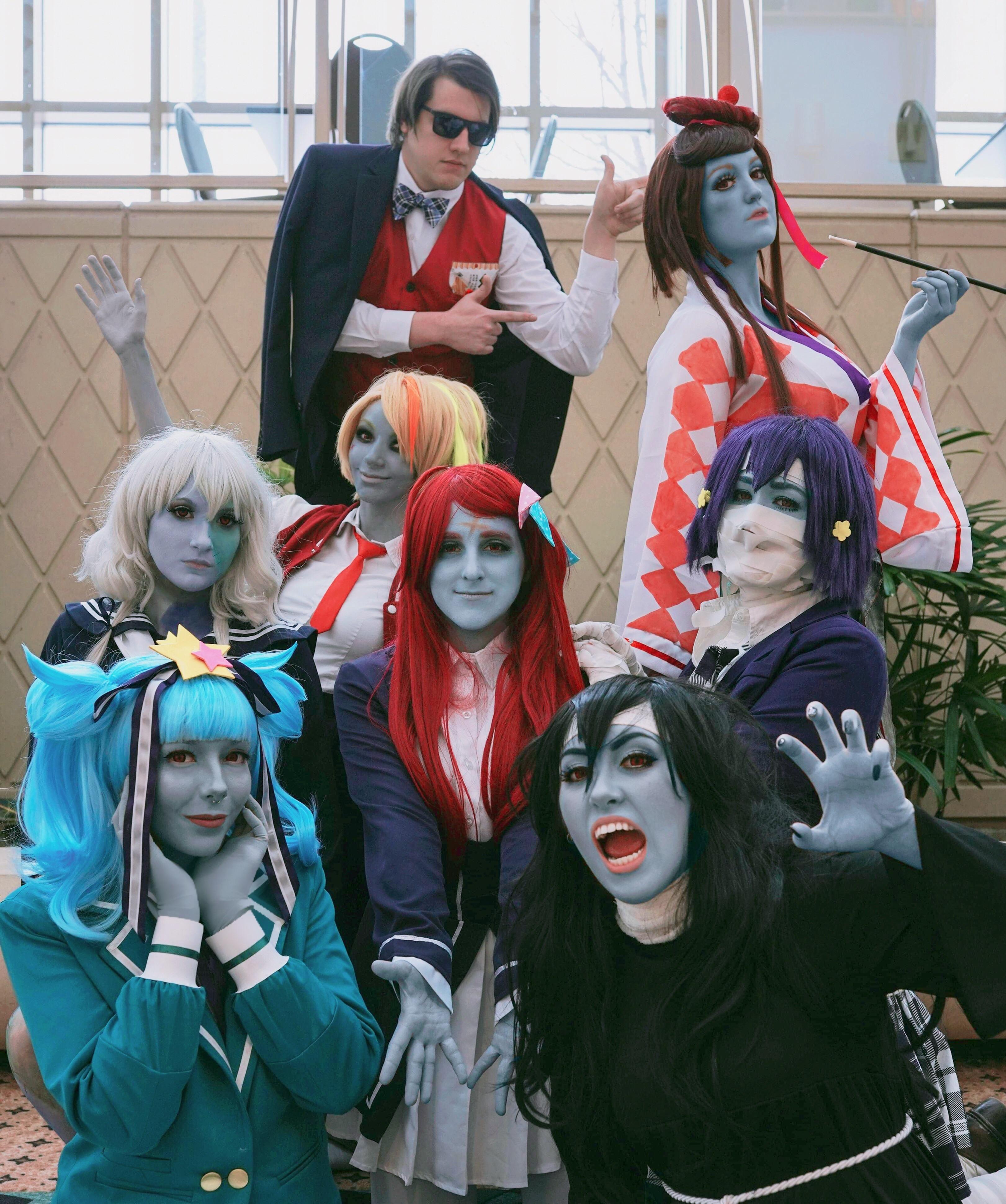 Zombieland Saga Cosplay