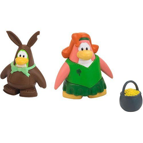 Disney Club Penguin 6.5 Inch Series 3 Plush Figure Court Jester Includes Coin with Code!