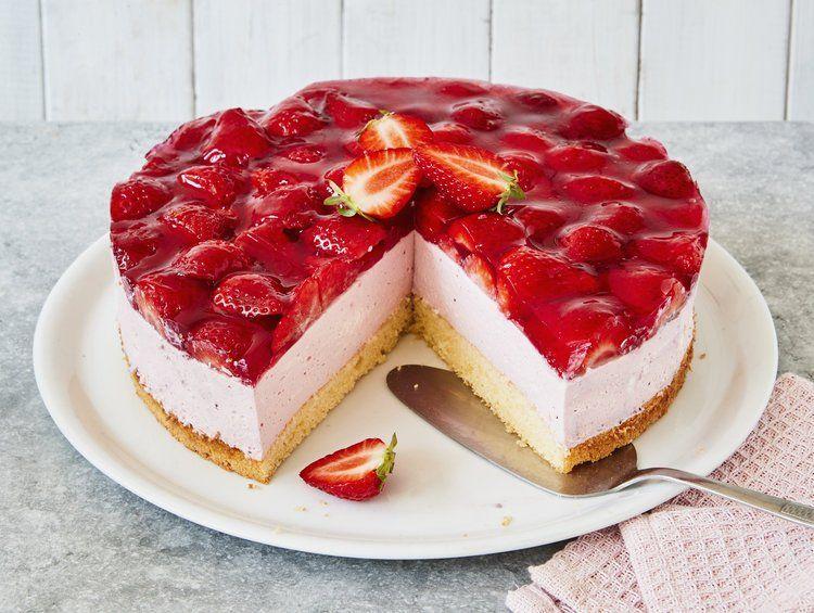 Photo of Erdbeer-Mascarpone-Torte – sommerlich leicht & lecker | Die besten Backrezepte mit Gelinggarantie