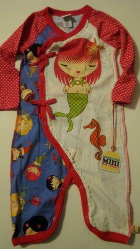 Harajuku Mini Romper 18 Months New Mermaid Kimono Baby Girl Cute Retail $20   eBay