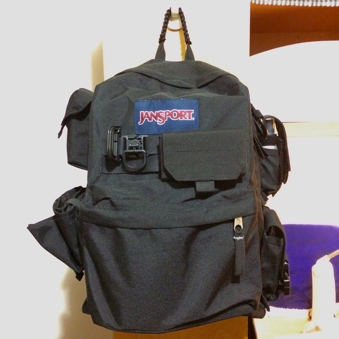 DIY Jansport tactical backpack 01 (:Tap The LINK NOW:) We provide the best  essential unique equipment and gear for active duty American patriotic  military ...