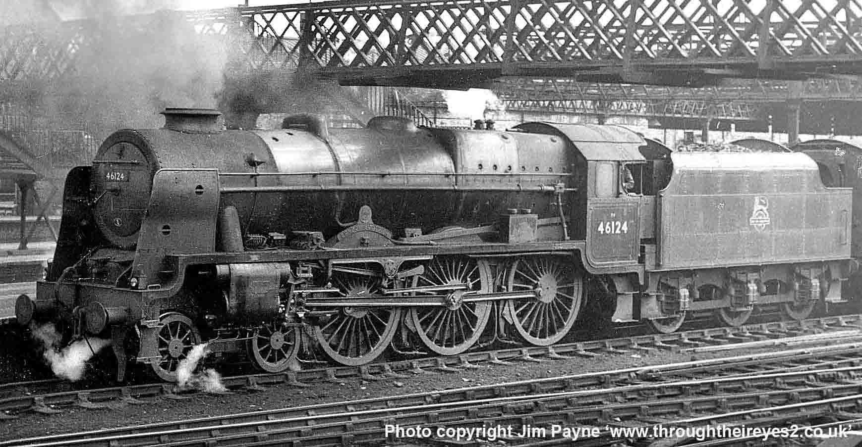 Steam Engines At Sheffield Station Photos