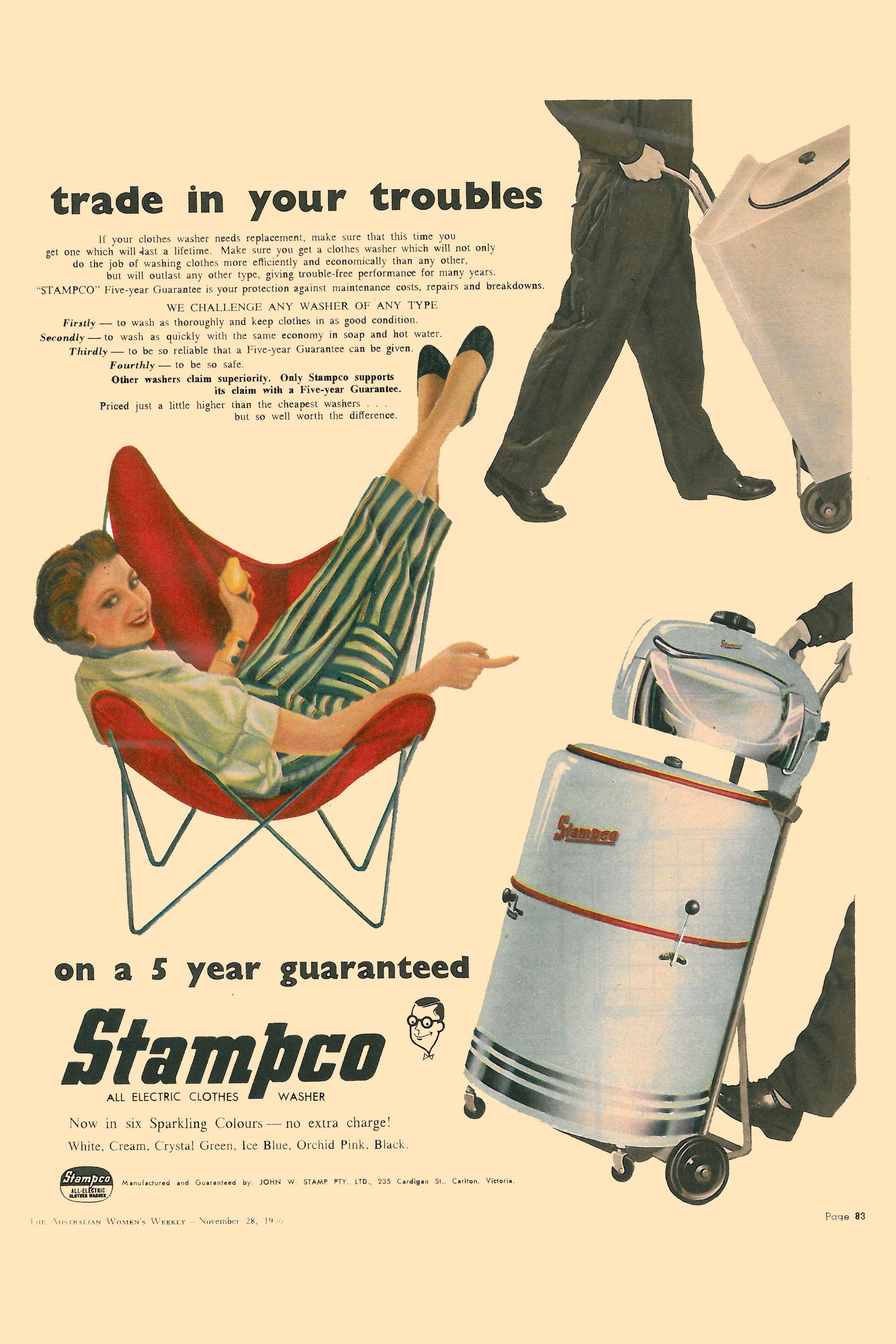 Australian Mid Century Advertising Australian Vintage Butterfly