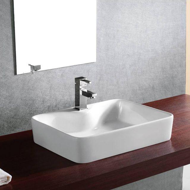vasque poser amber castorama so ha salle de bain. Black Bedroom Furniture Sets. Home Design Ideas
