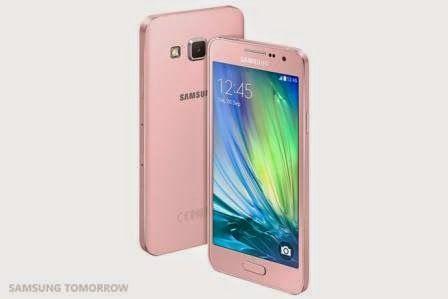 Samsung Resmi Umumkan Galaxy A5 Dan A3
