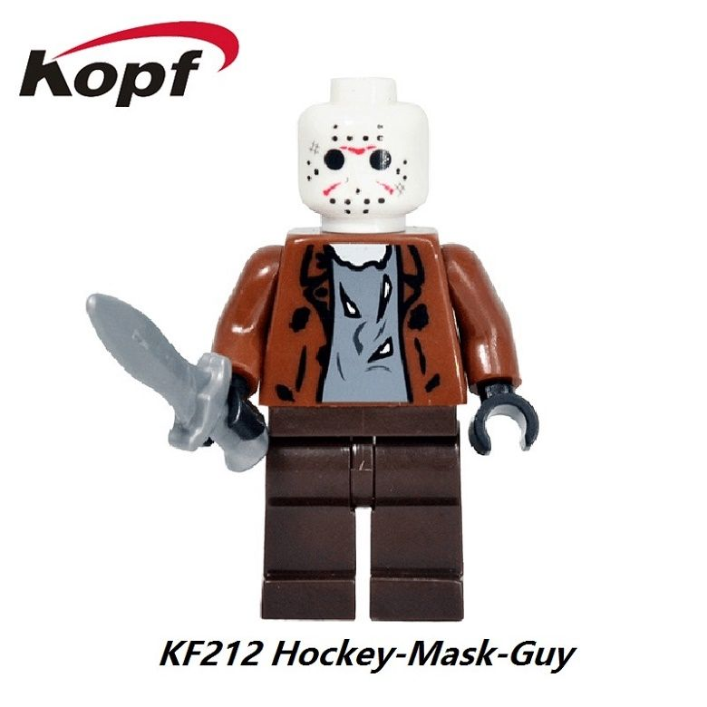 KF212 Horror Movie Collectible Mini Figure Toy