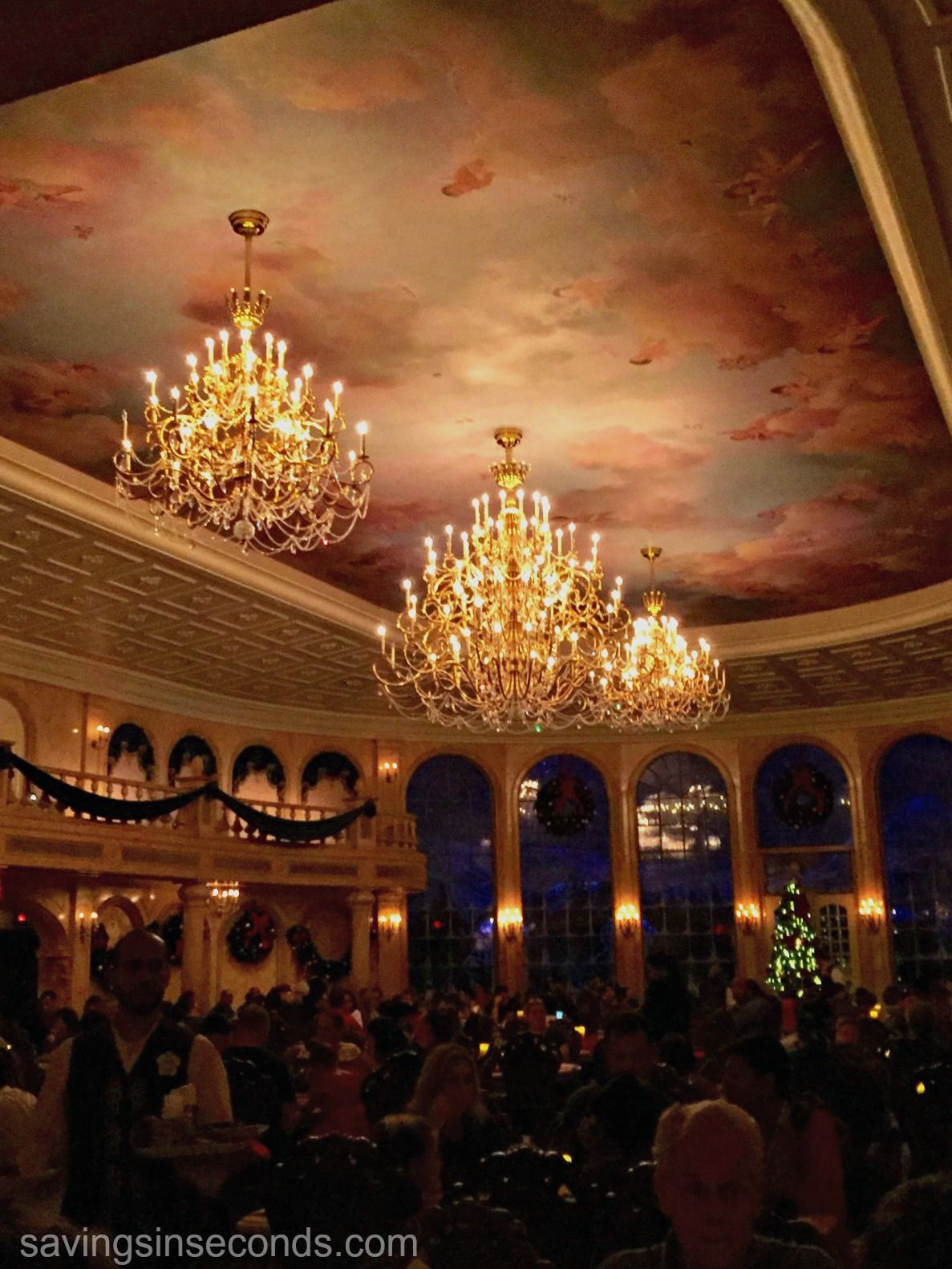 Savings In Seconds Disney Be Our Guest Restaurant Dinner Paypal