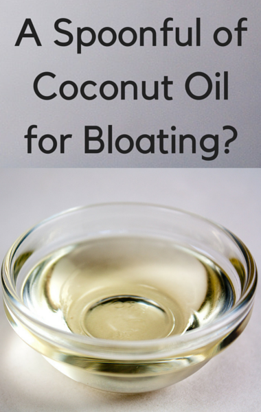 Finding it hard to squeeze into your pants? Feel like you're so bloated you could burst at any moment? Dr Oz shared his unique bloating remedies, including a new use for coconut oil!
