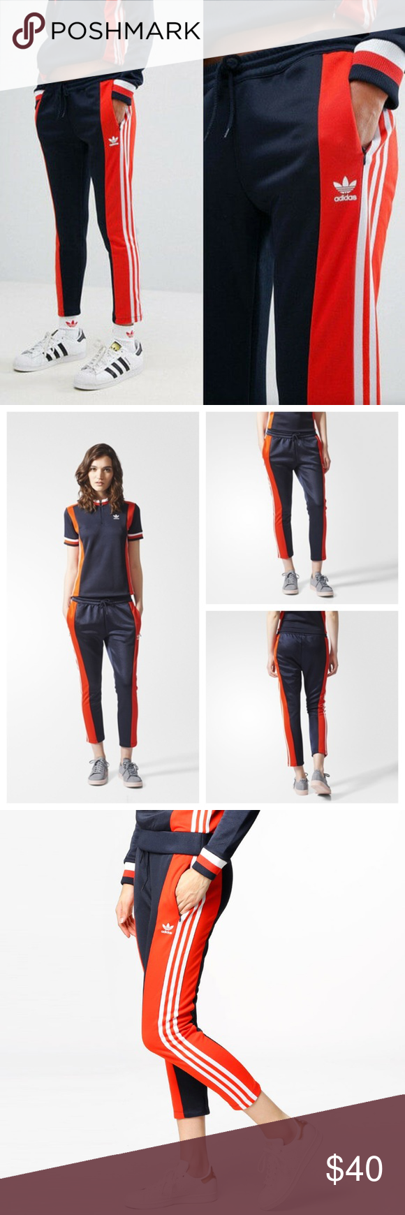 Adidas Originals Womens Osaka AR TP Track Pants BQ5753