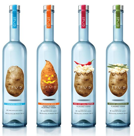 Spud Vodka Expands Reach And Flavor Profile With Pumpkin Vodka Flavors Gluten Free Potatoes