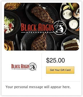 FREE Black Angus Steakhouse Gift Cards - Email Delivery, #Angus #black #cards #Delivery #Email #Free #Gift #Steakhouse