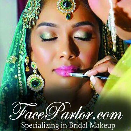 Top Indian Bridal Makeup Artist New York City Queens Long Island Jersey Faceparlor