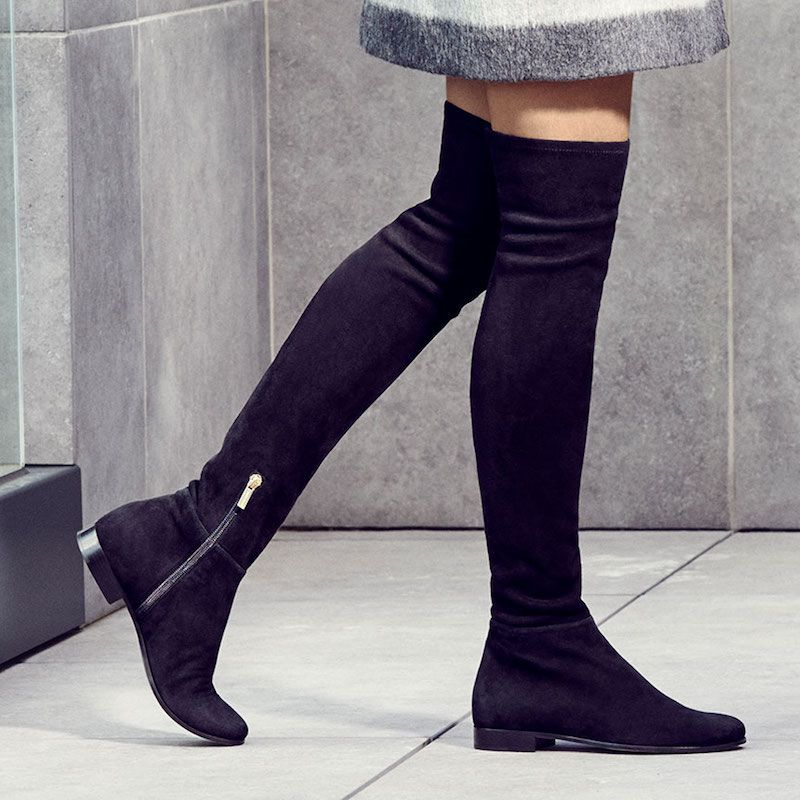 free shipping shop for Jimmy Choo Myren Flat suede over-the-knee boots for sale top quality cheap footaction free shipping release dates buy cheap sale tk3Ce5K