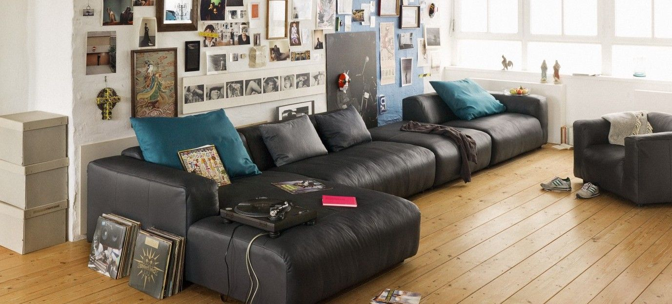 Studio Anise // Freistil 187 Sofa #modern #furniture #couch #sectional #