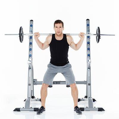Posabilanciere Rbr 530 Materiel Fitness Decathlon Fitness