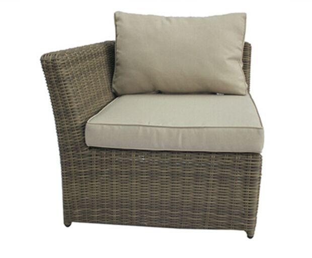 Cheap wicker rattan chairs-Rattan single side sofa http ...