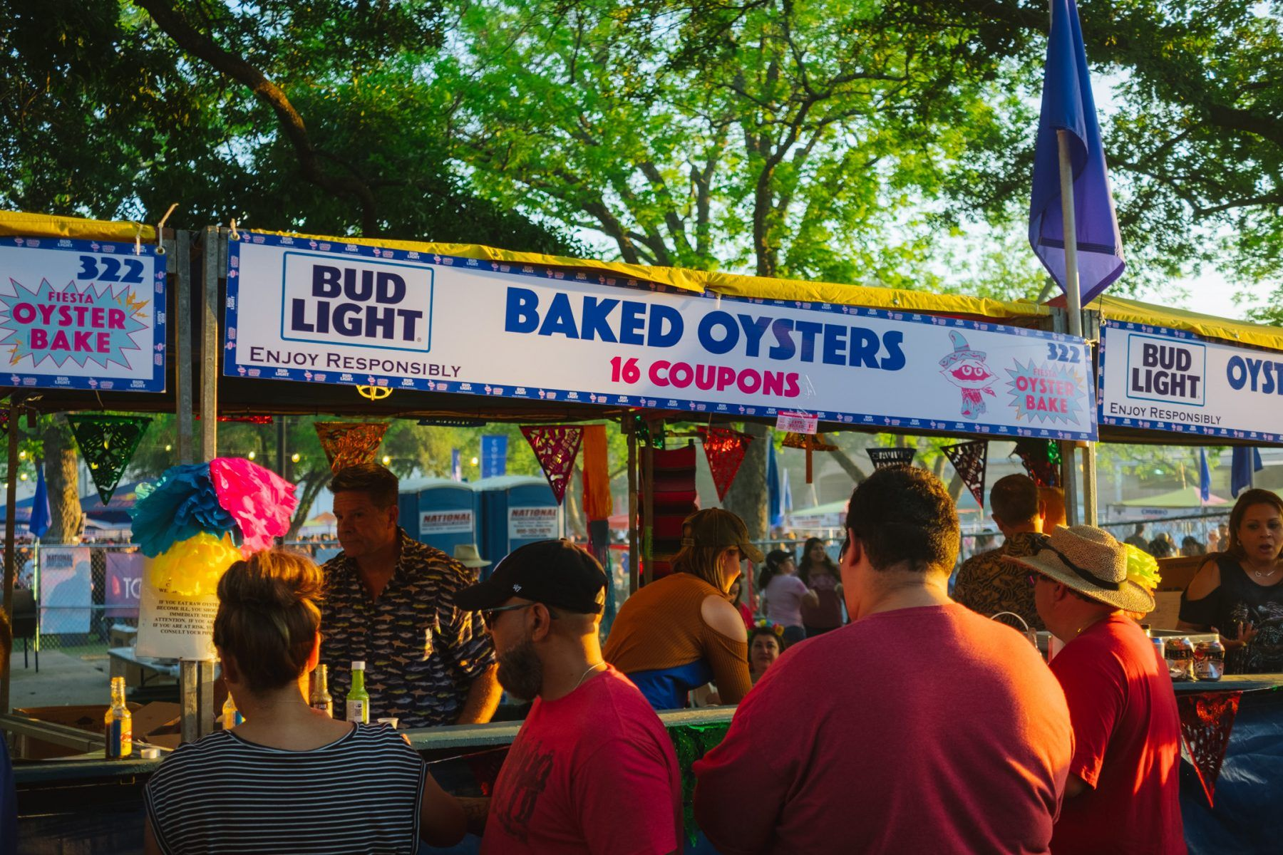 What Is Oyster Bake Fiesta San Antonio Oyster Bake Oysters