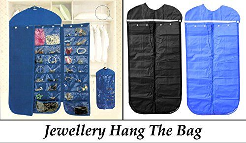 Shopos hanging jewellery and accessories organizer Hanging