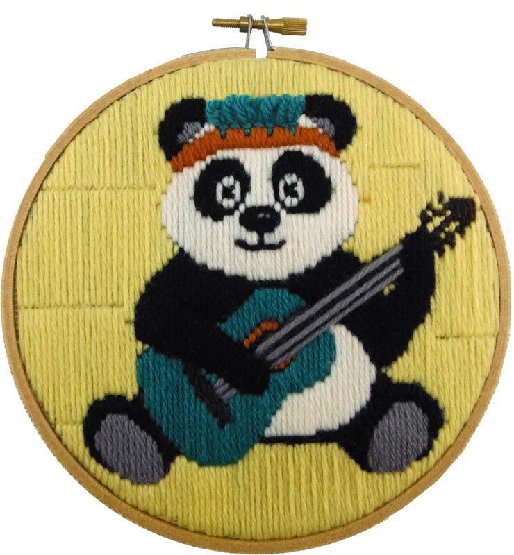 Shop | Category: July eNews new Make It Kits | Product: Panda