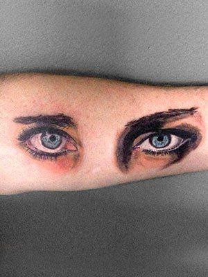Pair of Eye's by Ed Sheffer!