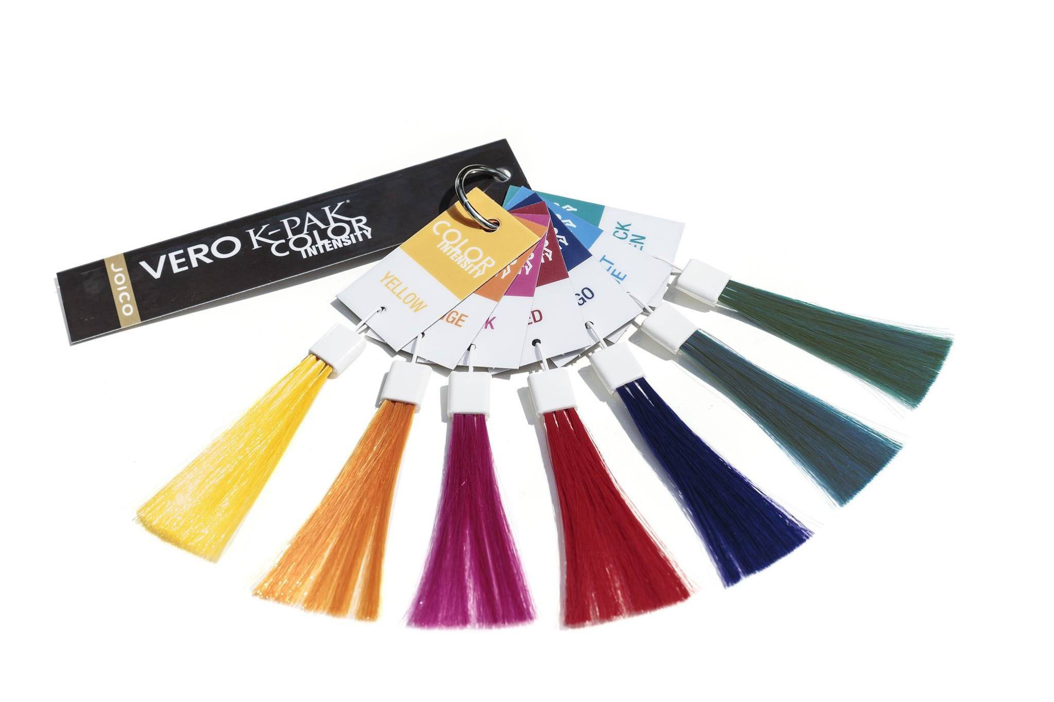 Joico vero k pak color intensity swatch ring intense hair color joico vero k pak color intensity swatch ring nvjuhfo Image collections