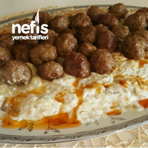 Photo of Köfteli Alinazik – Nefis Yemek Tarifleri – #3679248