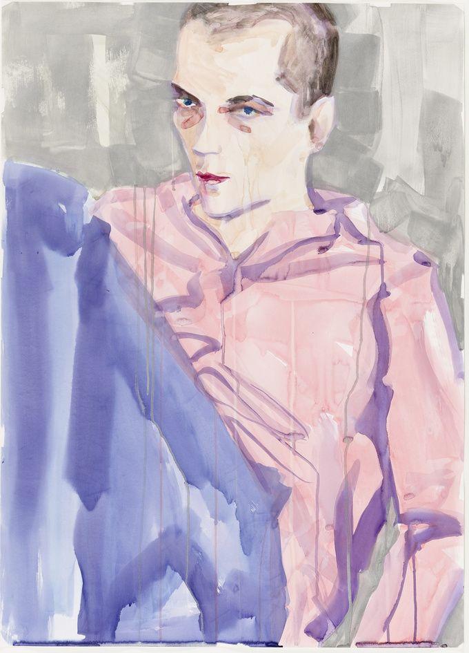 Elizabeth Peyton | Daniel, Berlin, 1999