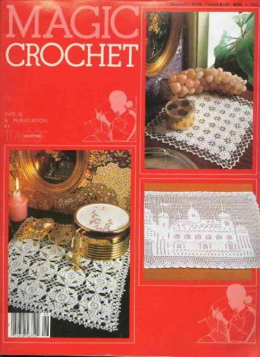 Magic crochet № 26 - Edivana - Álbuns da web do Picasa
