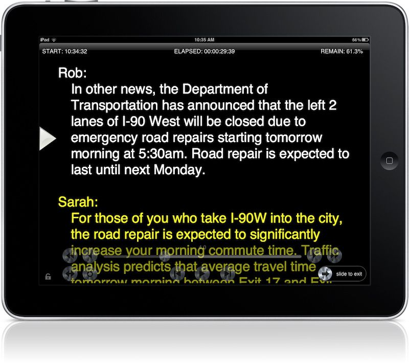 35++ Teleprompter app for ipad 2 information
